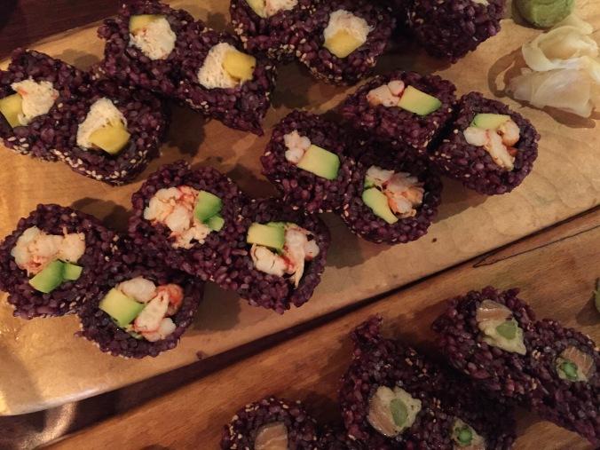 Yamamori's Brown Rice Sushi