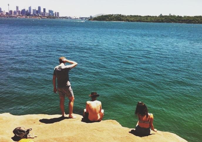 Shark Bay, Sydney